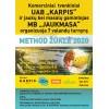 Bilietas  į žūklės   turnyrą METHOD 2020 08 22