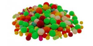 Baltyminiai kukuliai  18-22 mm pop-up mix 80 g