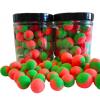 Fluo pop ups, dviejų spalvų  16mm 40 g