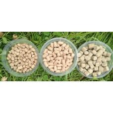 Ekstruduotos kviečių granulės 1kg